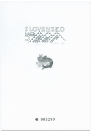 The centenary of organised philately in Slovakia