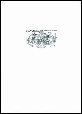 Deň poštovej známky - Baláž