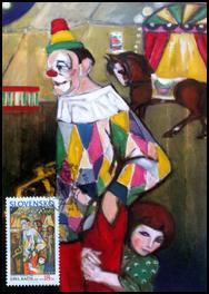 EURÓPA - Cirkus