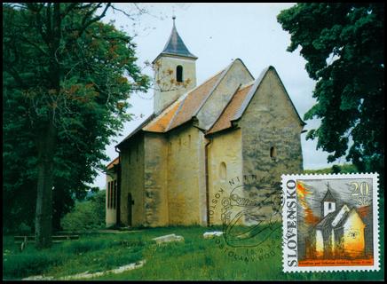 Kostol sv. Juraja v Kostoľanoch pod Tríbečom