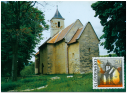 The Church of St. George at Kostoľany pod Tríbečom