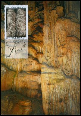 Krásy našej vlasti - Jaskyňa Domica