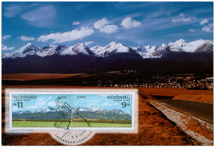 Europe - Tatra National Park