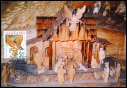 Slovenský Betlehem z Rajeckej Lesnej