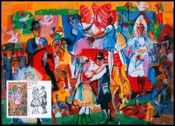 EUROPA - Folklórne slávnosti (formát 209x148mm)