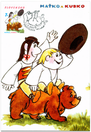 Maťko and Kubko  - Children Tale´s Characters