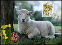 Veľká noc 2005 - Veľkonočný baránok
