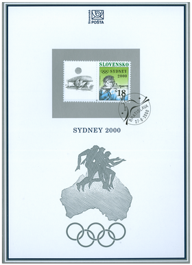 Olympijské hry - Sydney 2000