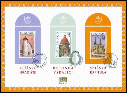 Krásy našej vlasti - Kližské Hradište, Rotunda v Skalici, Spišská Kapitula