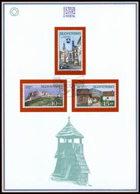 Krásy našej vlasti: Banská Štiavnica, Spišský hrad, Vlkolínec