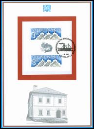 100. výročie organizovanej filatelie na Slovensku