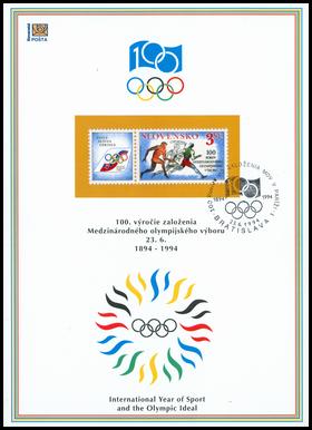 Olympijské hnutie