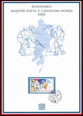 Majster sveta v ľadovom hokeji 2002 / NL