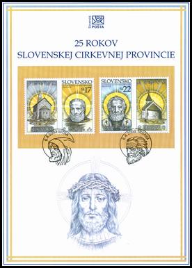 25. výročie slovenskej cirkevnej provincie