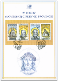 25. Anniversary of the Slovak Ecclesiastical Province - St. Cyril