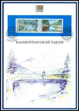 Krásy našej vlasti - Banskoštiavnické tajchy: Klinger a Rozgrund