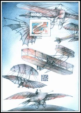 100. výročie letu bratov Wrightovcov