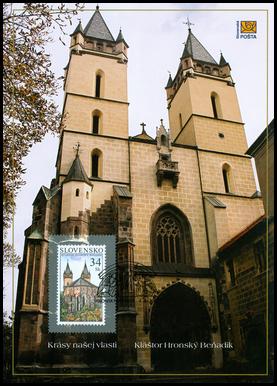 Beauties of our Homeland – Hronský Beňadik Monastery