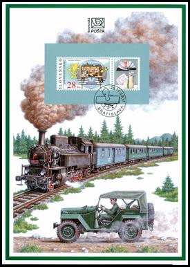 Deň poštovej známky - Poľná pošta