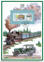 Postage Stamp Day – Field Post