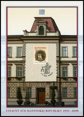 Ústavný súd Slovenskej republiky 1993 - 2008