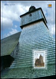 Krásy našej vlasti - Drevený kostol Hervartov