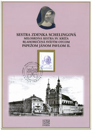 Merciful Sister Zdenka Schelingova revered from John Paul II