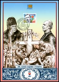 100. výročie tragédie v Černovej