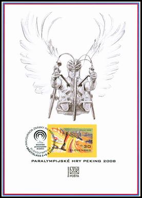 Paralympijské hry 2008 Peking