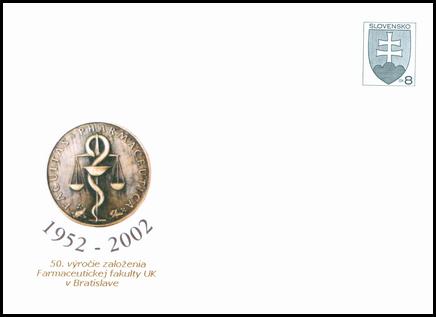 50. výročie založenia Farmaceutickej fakulty UK v Bratislave