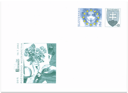 Slovakia 2002 - Day of the Postal Museum
