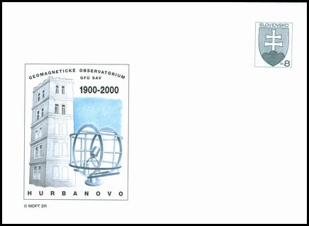 Geomagnetické observatórium GFÚ SAV