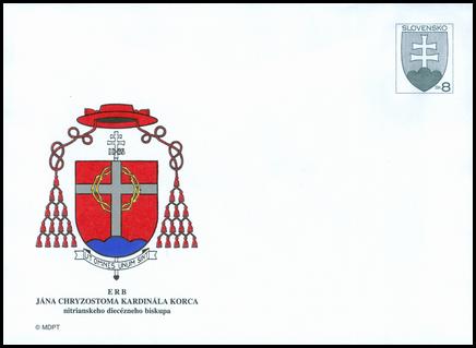 Ján Chrizostom, kardinál Korec