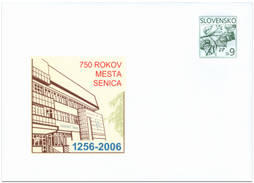 750th Anniversary of the First Written Remark about Senica