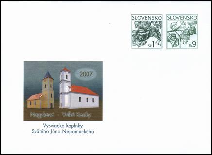 Vysviacka kaplnky Sv. Jána Nepomuckého, Veľké Kosihy