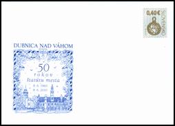50 rokov udelenia štatútu mesta Dubnica nad Váhom