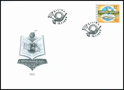 125. výročie Svetovej poštovej únie - Žilinská univerzita
