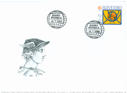 125th Anniversary of the Universal Postal Union - Slovak Post