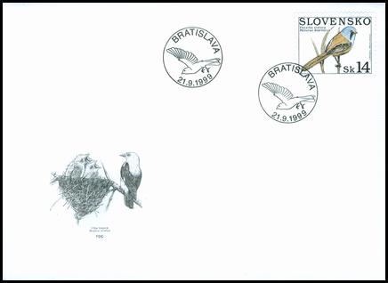 Ochrana prírody - Spevavé vtáctvo - Fúzatka trsťová