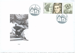 Postage Stamp Day - Albín Brunovský