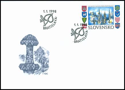 5 rokov Slovenskej republiky