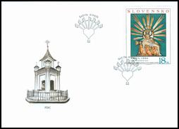 Sedembolestná Panna Mária - patrónka Slovenska