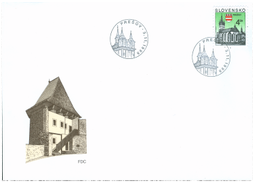 Prešov   (Definitive stamp)