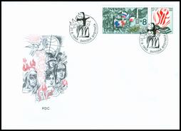 50. výročie SNP - Francúzski partizáni