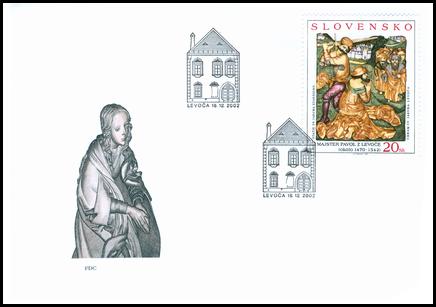 Majster Pavol z Levoče: Sťatie sv. Jakuba Staršieho
