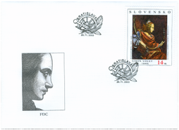 Simon Vouet: Svätá Katarína