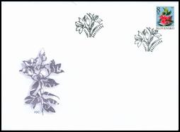 Flower   (Definitive stamp)