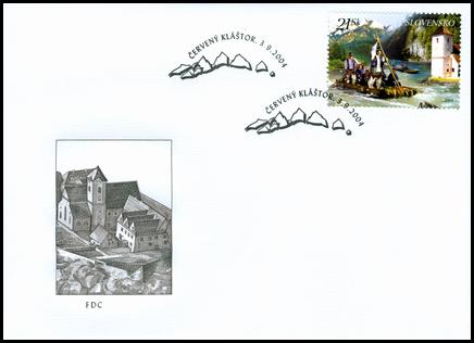 Pltníci na Dunajci - spoločné vydanie s Poľskom