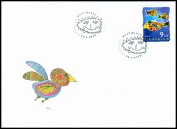 Detská známka  2005