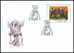 Umenie - Karol Baron: z cyklu Zázračnosť zátiší V. – 1972